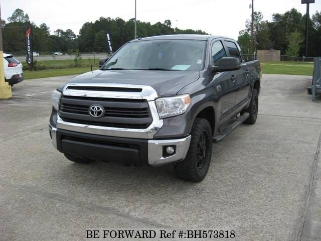 Used 2015 TOYOTA TUNDRA BH573818 for Sale
