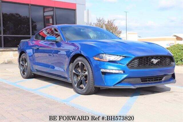 Used 2018 FORD MUSTANG BH573820 for Sale