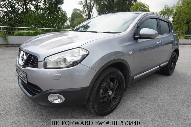 Used 2010 NISSAN QASHQAI BH573840 for Sale