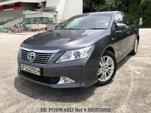 Used 2013 TOYOTA CAMRY BH573852 for Sale