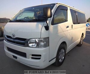 Used 2006 TOYOTA HIACE VAN BH573880 for Sale