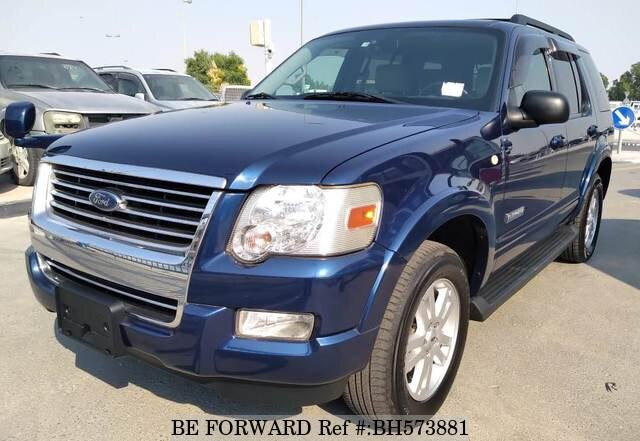 Used 2009 FORD EXPLORER BH573881 for Sale