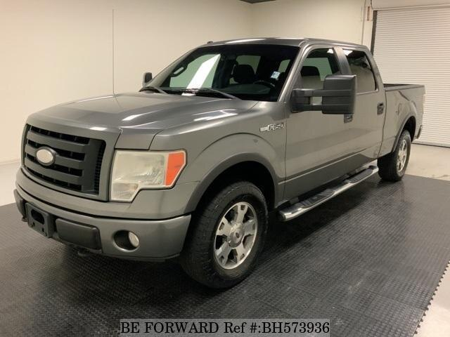 Used 2009 FORD F150 BH573936 for Sale