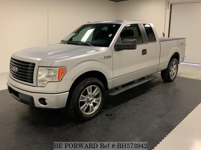 Used 2014 FORD F150 BH573942 for Sale