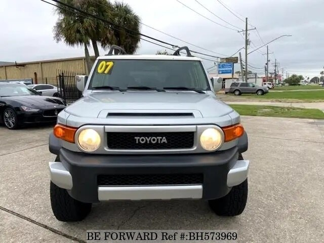Used 2007 TOYOTA FJ CRUISER BH573969 for Sale