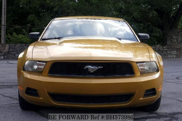 Used 2010 FORD MUSTANG BH573986 for Sale