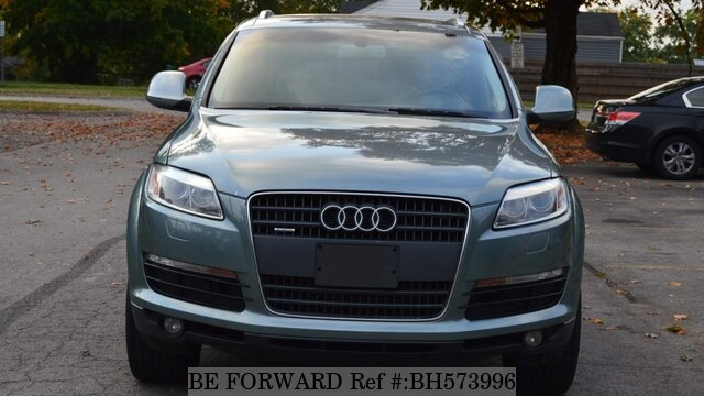 Used 2007 AUDI Q7 BH573996 for Sale