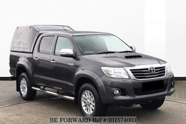 Used 2016 TOYOTA HILUX BH574003 for Sale