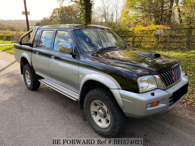 Used 2003 MITSUBISHI L200 BH574021 for Sale