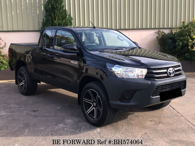 Used 2019 TOYOTA HILUX BH574064 for Sale