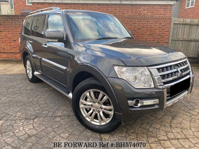 Used 2016 MITSUBISHI SHOGUN BH574070 for Sale