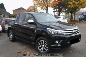 Used 2019 TOYOTA HILUX BH574077 for Sale