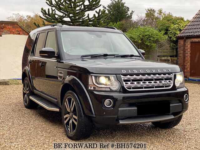 Used 2014 LAND ROVER DISCOVERY 4 BH574201 for Sale
