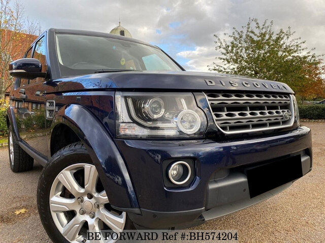 Used 2014 LAND ROVER DISCOVERY 4 BH574204 for Sale
