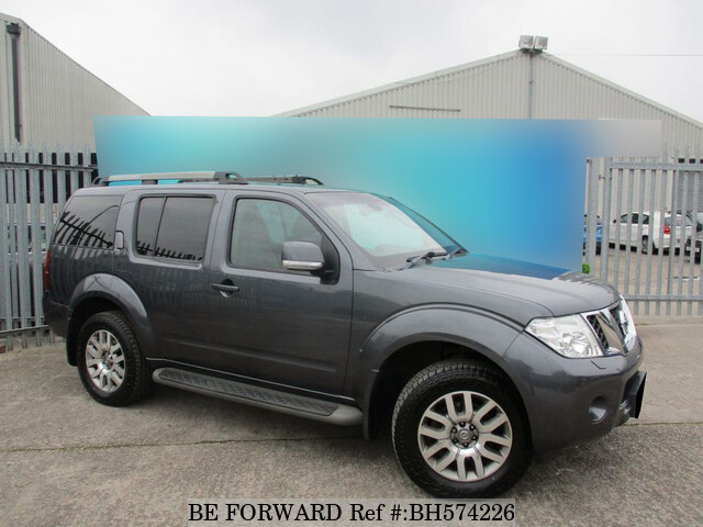 Used 2014 NISSAN PATHFINDER BH574226 for Sale
