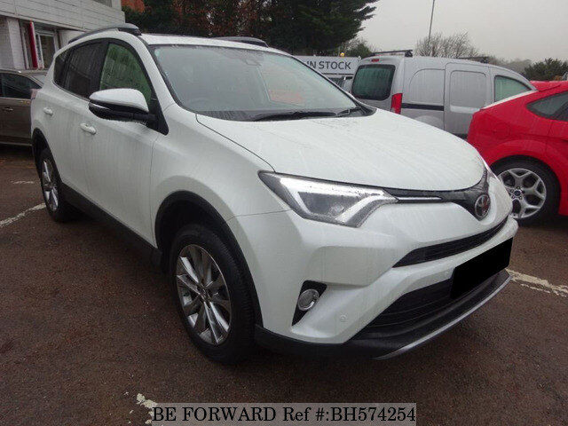 Used 2017 TOYOTA RAV4 BH574254 for Sale