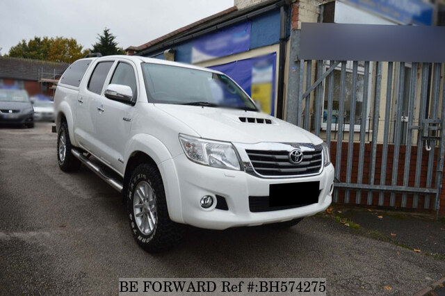 Used 2015 TOYOTA HILUX BH574275 for Sale
