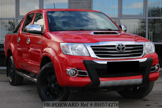 Used 2016 TOYOTA HILUX BH574276 for Sale