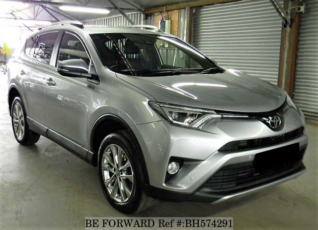 Used 2017 TOYOTA RAV4 BH574291 for Sale