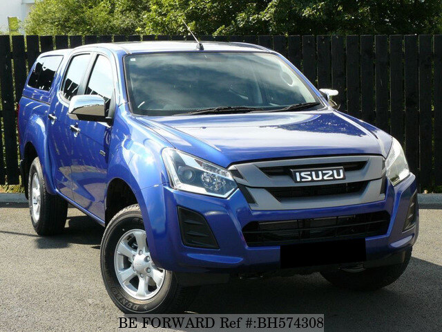 Used 2020 ISUZU D-MAX BH574308 for Sale