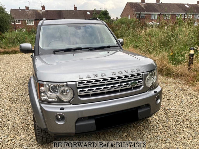 Used 2013 LAND ROVER DISCOVERY 4 BH574316 for Sale