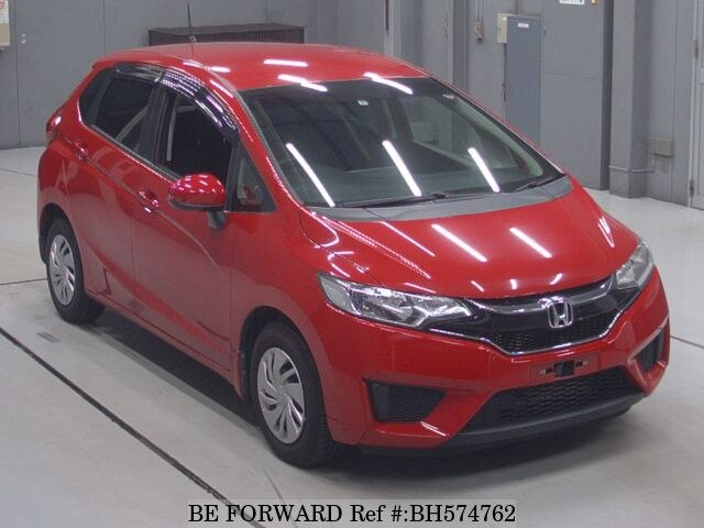Used 2015 HONDA FIT BH574762 for Sale