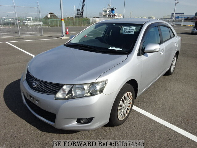 Used 2010 TOYOTA ALLION BH574545 for Sale