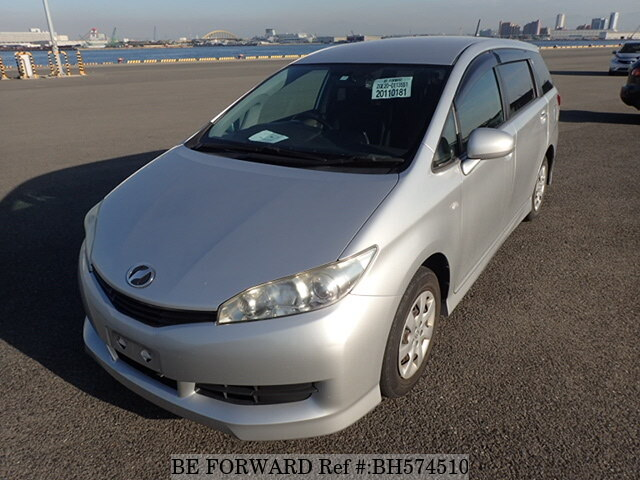 Used 2011 TOYOTA WISH BH574510 for Sale