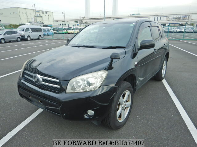 Used 2008 TOYOTA RAV4 BH574407 for Sale