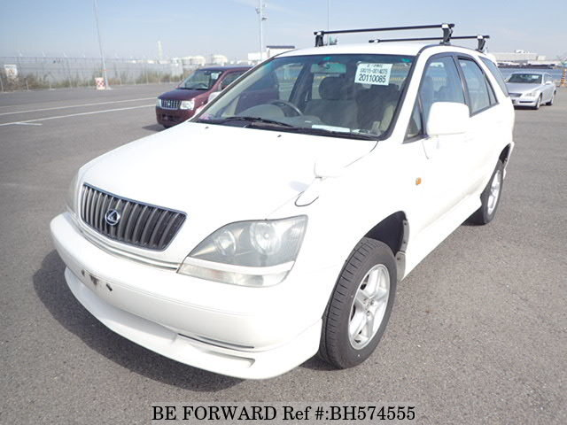 Used 2000 TOYOTA HARRIER BH574555 for Sale