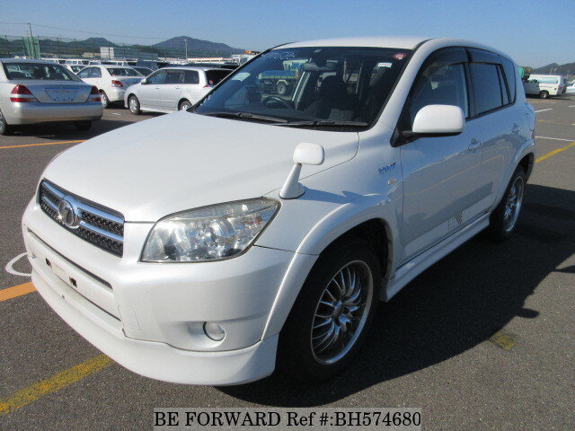 Used 2005 TOYOTA RAV4 BH574680 for Sale