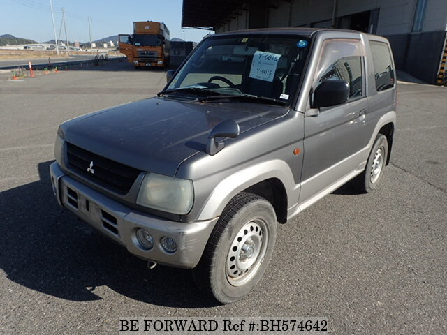 Used 2000 MITSUBISHI PAJERO MINI BH574642 for Sale