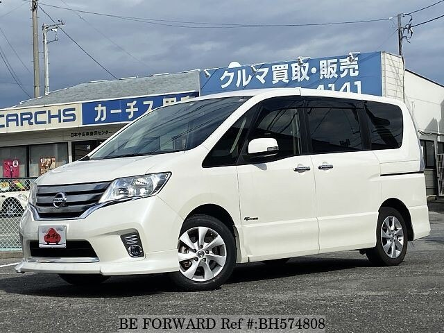 Used 2013 NISSAN SERENA BH574808 for Sale