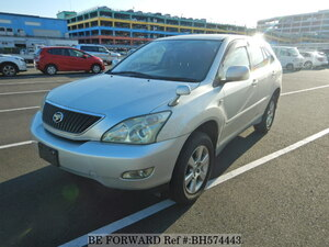 Used 2004 TOYOTA HARRIER BH574443 for Sale