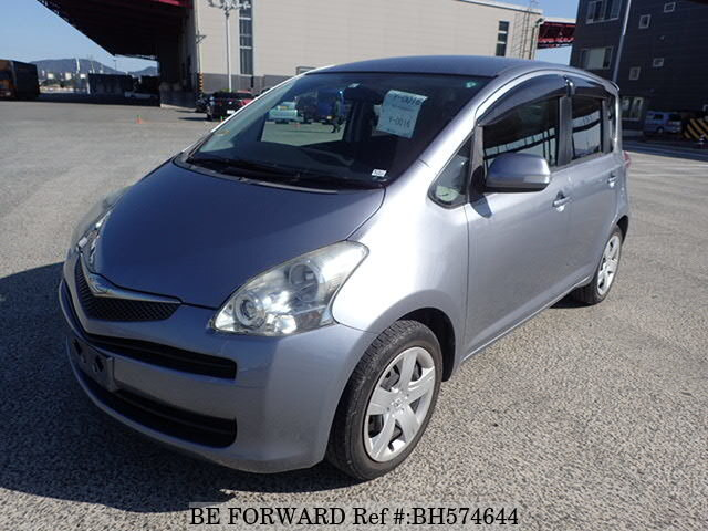 Used 2009 TOYOTA RACTIS BH574644 for Sale