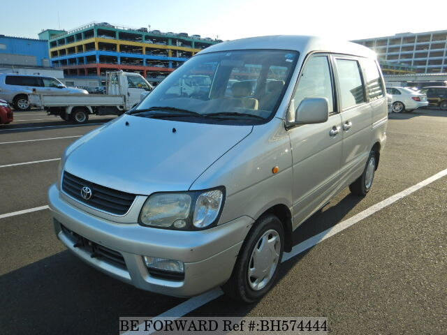 Used 2001 TOYOTA LITEACE NOAH BH574444 for Sale