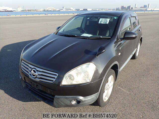 Used 2010 NISSAN DUALIS BH574520 for Sale
