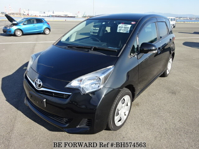 Used 2011 TOYOTA RACTIS BH574563 for Sale