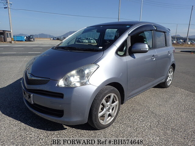 Used 2009 TOYOTA RACTIS BH574648 for Sale