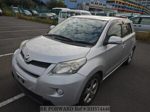 Used 2010 TOYOTA IST BH574446 for Sale