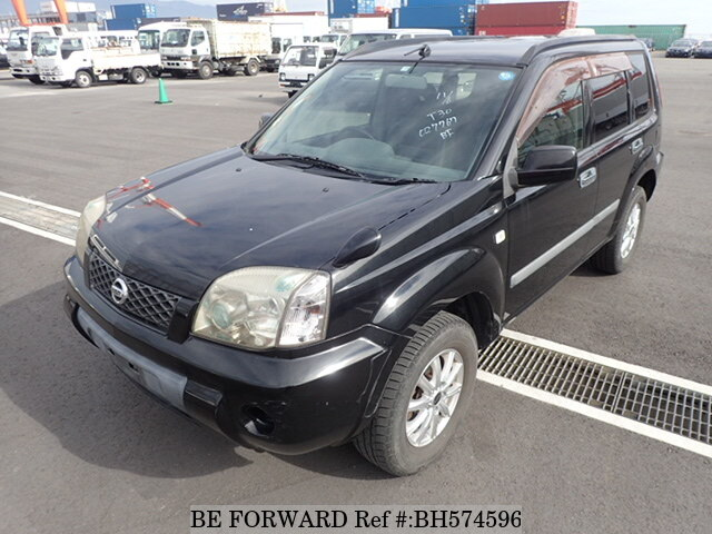 Used 2005 NISSAN X-TRAIL BH574596 for Sale