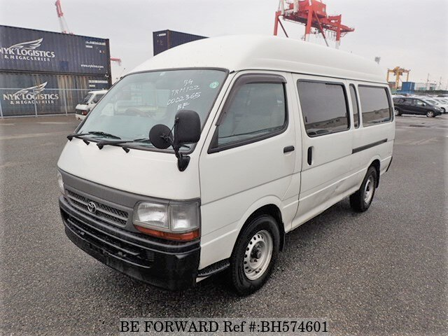 Used 2004 TOYOTA REGIUSACE VAN BH574601 for Sale