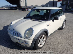 Used 2003 BMW MINI BH574658 for Sale