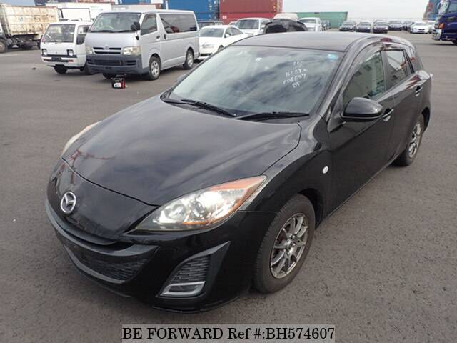 Used 2009 MAZDA AXELA SPORT BH574607 for Sale