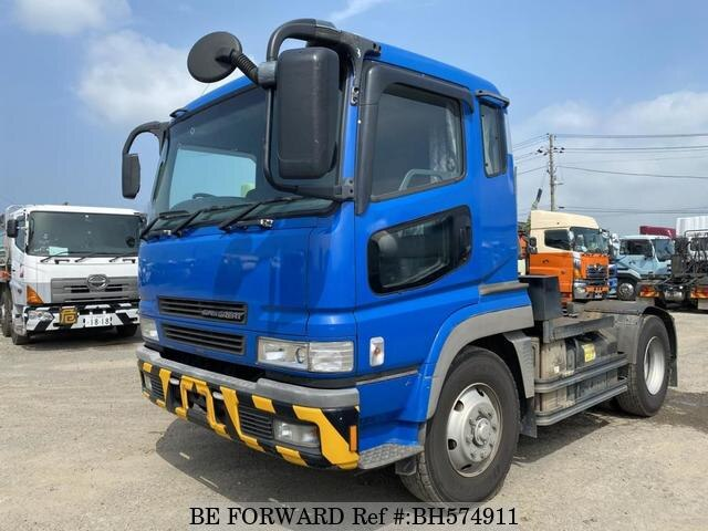 Used 2006 MITSUBISHI SUPER GREAT BH574911 for Sale