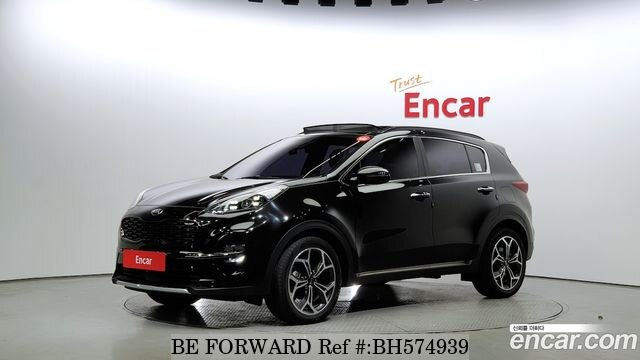 Used 2019 KIA SPORTAGE BH574939 for Sale