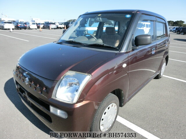 Used 2009 SUZUKI ALTO BH574353 for Sale