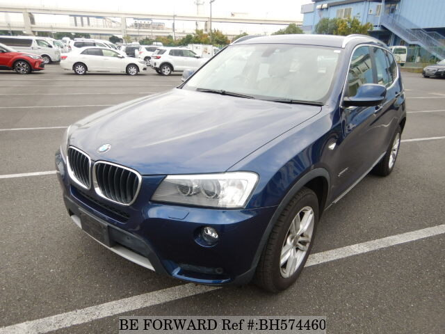 Used 2013 BMW X3 BH574460 for Sale