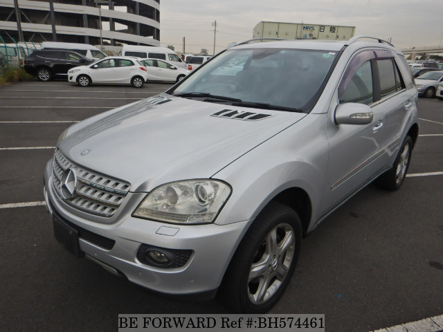 Used 2007 MERCEDES-BENZ M-CLASS BH574461 for Sale