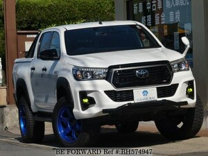 Used 2019 TOYOTA HILUX BH574947 for Sale